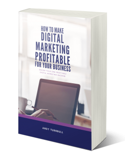How To Create A Profitable Digital Marketing Strategy Book