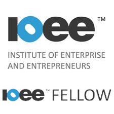 Institute of Enterprise and Entrepreneurs Fellow - Andy Turnbull FIoEE