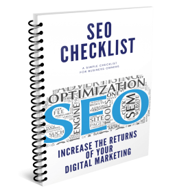 Free SEO Checklist PDF Download Business Tool Cover