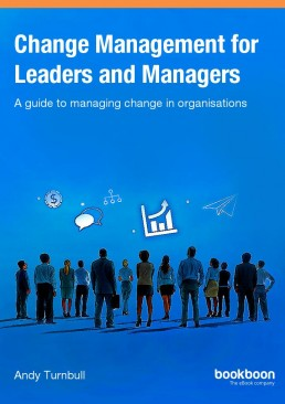 Change Management for Leaders and Managers Book